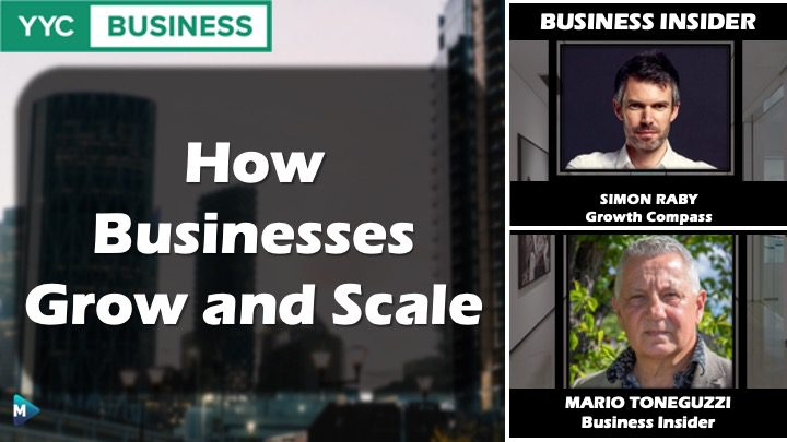 VIDEO: How Businesses Grow and Scale