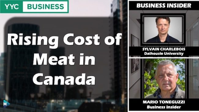 VIDEO: Rising Cost of Meat in Canada