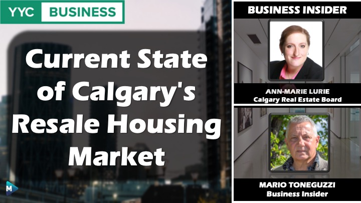 VIDEO: Current State of Calgary's Resale Housing Market