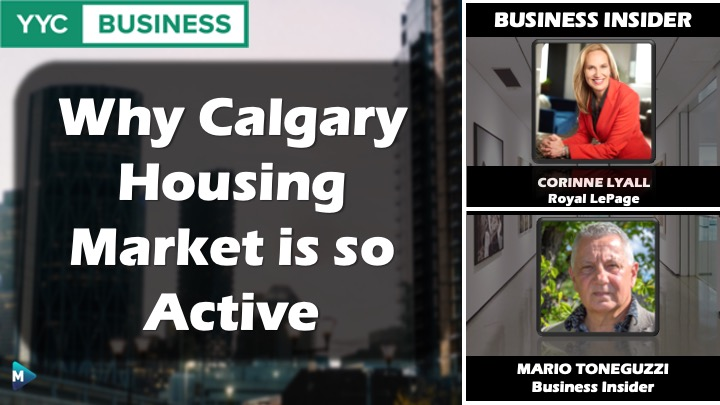 VIDEO: Why Calgary Housing Market is so Active