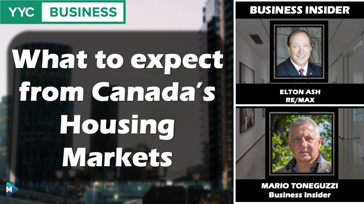 VIDEO: What to expect from Canada's Housing Markets