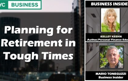 VIDEO: Planning for Retirement in Tough Times