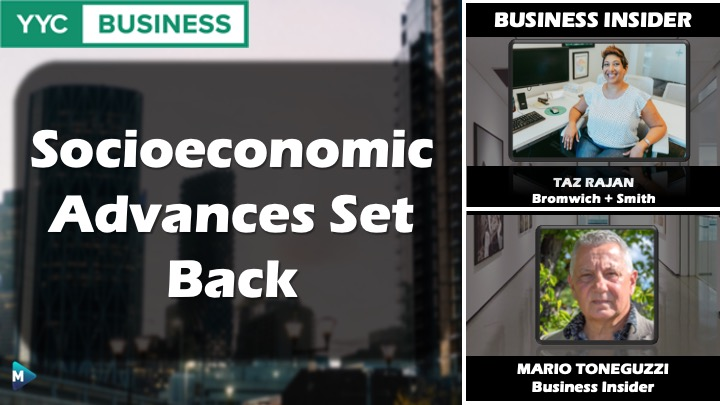 VIDEO: Socioeconomic Advances Set Back