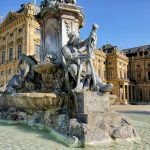View of the fountain at UNESCO World Heritage Site Wurzburg Residence, Wurzburg, Germany - Photo courtesy of Romantic Road Tourist Association
