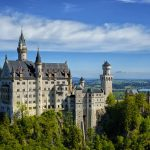Ludwig the 2nd's marvellous creation Neuschwanstein Castle near Schwangau, Germany - Photo courtesy of Romantic Road Tourist Association