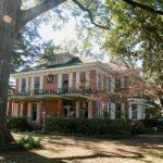 Antebellum (pre-Civil War) mansion
