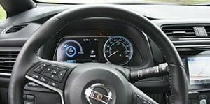 The 2018 Nissan Leaf